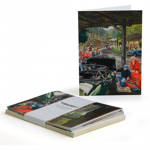 Shed at Shelsley Blank Cards (Set of 10) image #1