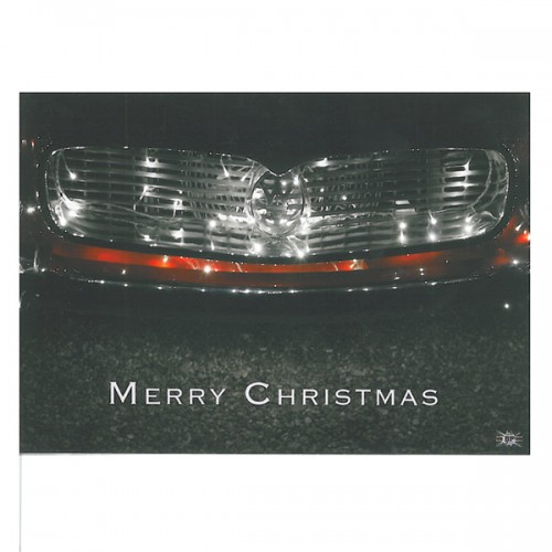 Set of 5 Christmas Cards image #2