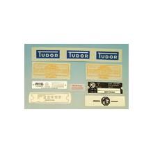 DECAL KIT MG MIDGET 1961-66