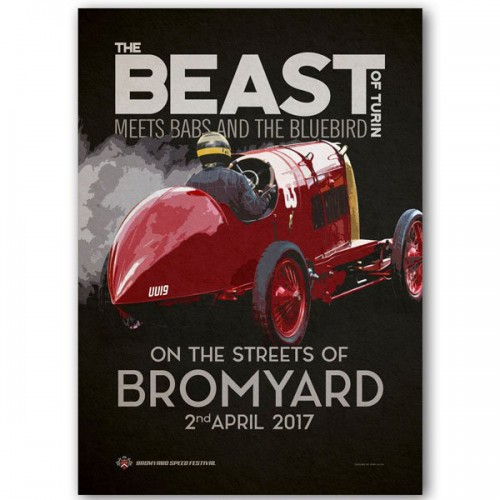 Bromyard Speed Festival - The Beast of Turin image #1