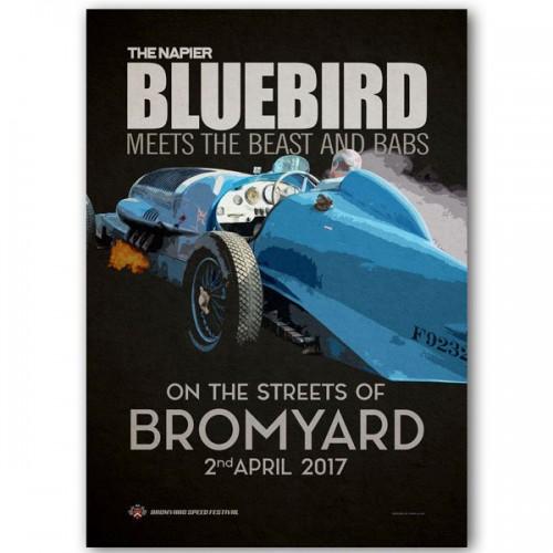 Bromyard Speed Festival - Bluebird image #1