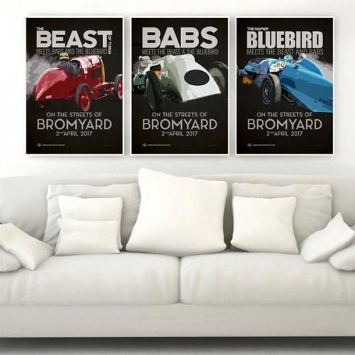 Bromyard Speed Festival - Bluebird image #2