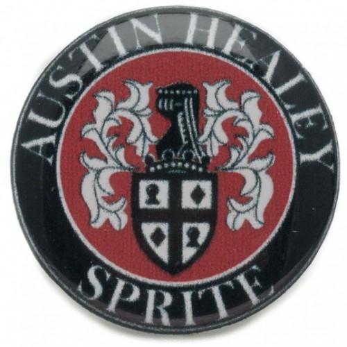 Decal Austin Healey Sprite image #1