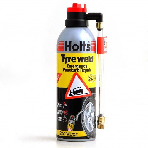 Holts Tyre Weld Emergency Puncture Repair image #1