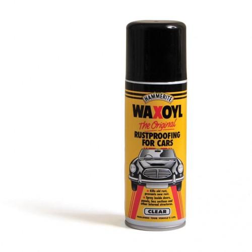Waxoyl Rustproofing Aerosol - Clear image #1