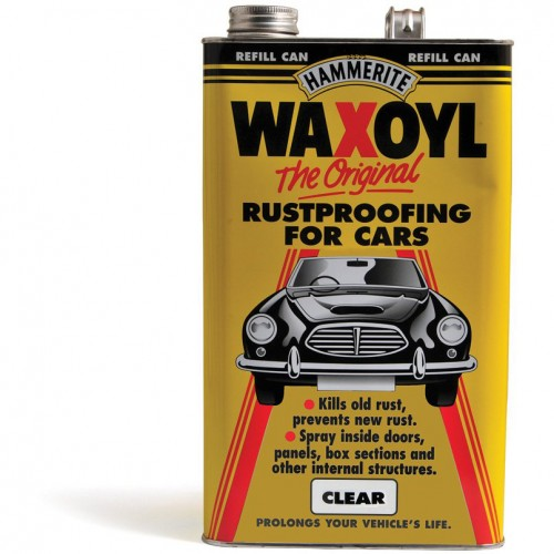 Waxoyl 5 Litre Refill Can - Clear image #1