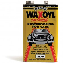 Waxoyl 5 Litre Refill Can - Clear