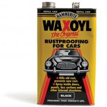 Waxoyl 5 Litre Refill Can - Black