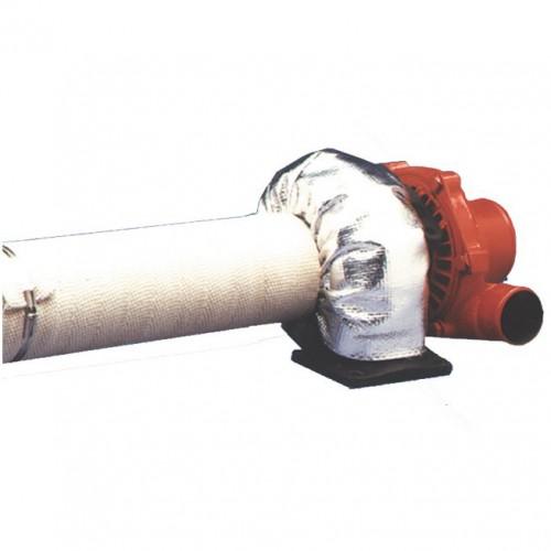 Turbo Insulating Kit - 6 and 8 Cylinder image #1