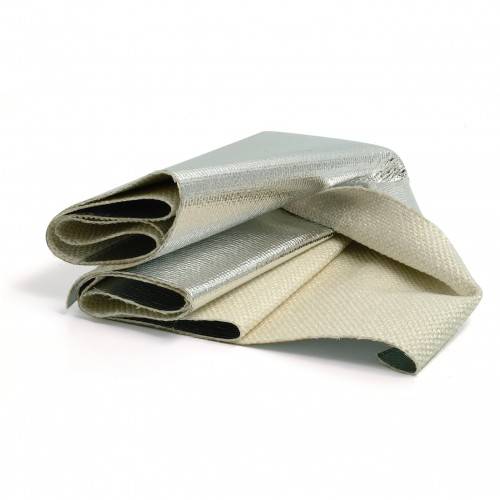 Exhaust Silencer Heat Shield - 1016 x610mm image #1
