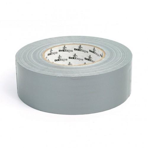 Tank Tape 50mm x 50 metres - Silver image #1