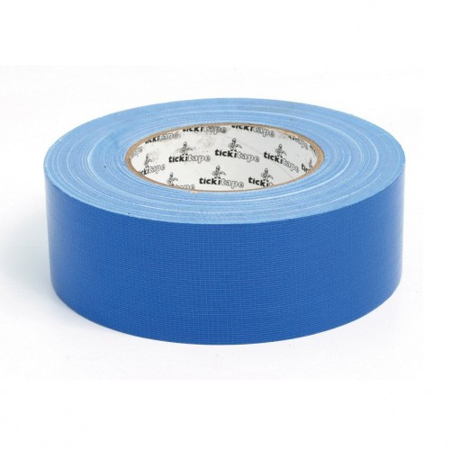 Tank Tape 50mm x 50 metres - Blue image #1