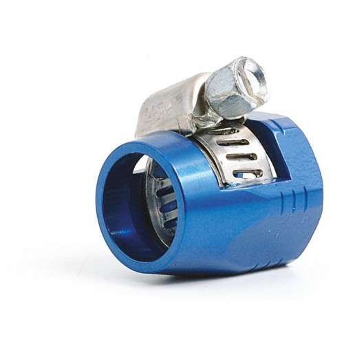 Hose Clip/Finisher 3/8 in (Blue) image #1