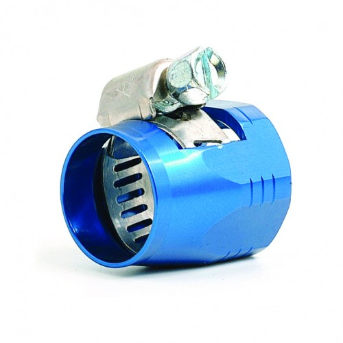 Hose Clip/Finisher 5/16 in (Blue) image #1