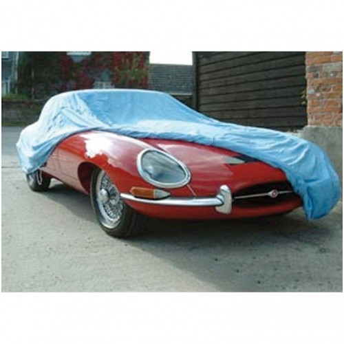 Semi-fitting Indoor Car Cover Size 3 - 13'1' to 14'2' image #1