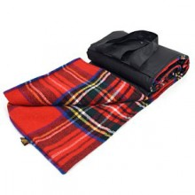 Travel/Picnic Rug - Royal Stewart
