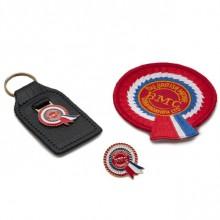 Badge Set BMC