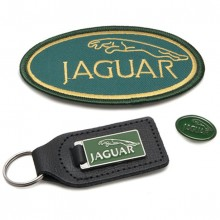 BADGE SET JAGUAR