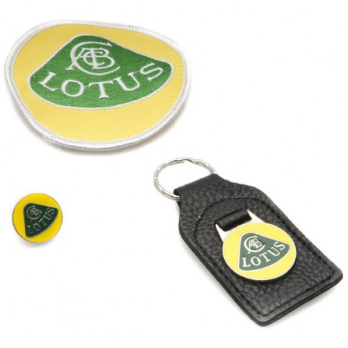 BADGE SET LOTUS image #1