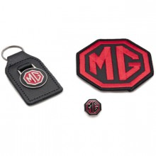 BADGE SET MG