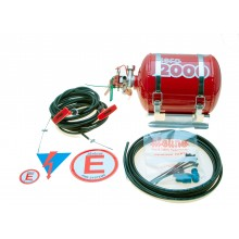Plumbed In Mechanical Extinguisher (2.25 litres)