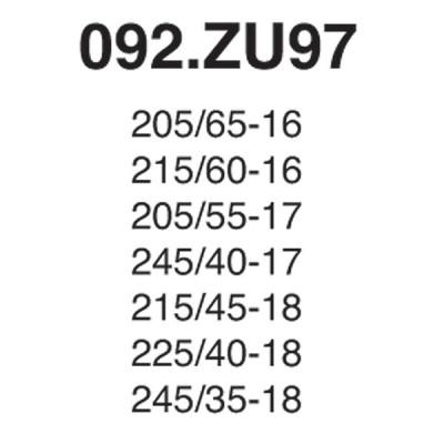 Snow Chain Zip Ultra 9mm - Size ZU97