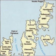 1-Shetland Yell/Unst/Fetlar