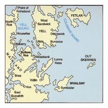 2-Shetland Sullom Voe/Whalsay