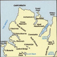 9-Cape Wrath Durness/Scourie