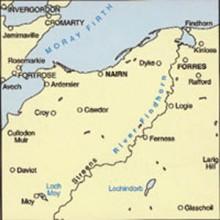 27-Nairn/Forres/River Findhorn