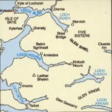 33-Loch Alsh & Glen Shiel