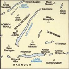 42-Glen Garry & Loch Rannoch
