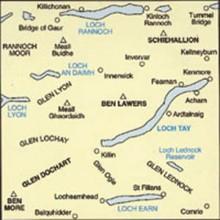 51-Loch Tay & Glen Dochart