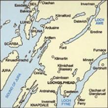 55-Lochgilphead & Loch Awe