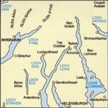 56-Loch Lomond & Inverary
