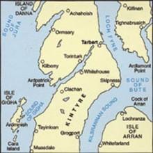 62-North Kintyre & Tarbert