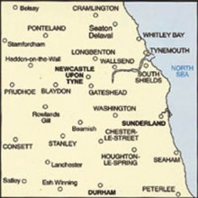 88-Newcastle/Durham/Sunderland