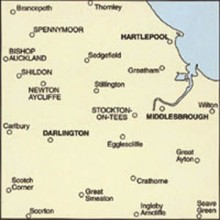 93-Middlesbrough & Darlington