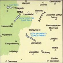 125-Bala & Lake Vyrnwy
