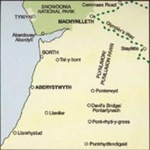 135-Aberystwyth & Machynlleth