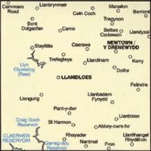 136-Newtown & Llanidloes