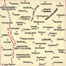 137-Church Stretton & Ludlow