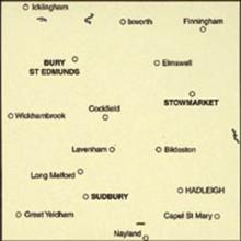 155-Bury St Edmunds & Sudbury