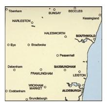 156-Saxmundham & Aldeburgh