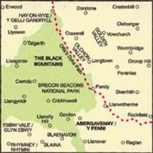 161-Abergavenny & Black Mntns.