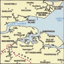 178-Thames Estuary/Rochester