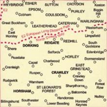 187-Dorking/Reigate/Crawley