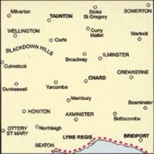 193-Taunton & Lyme Regis
