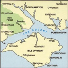 196-The Solent & Isle of Wight