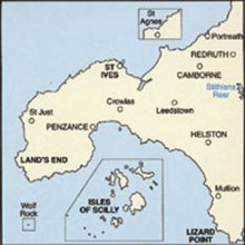 203-Land's End/Isles of Scilly